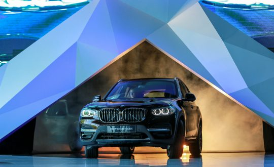 The new 3rd generation BMW X3 is here!
