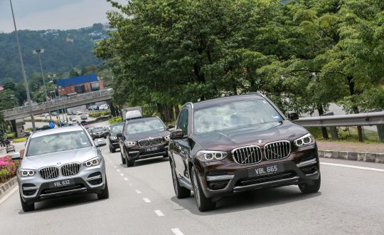 Price lists for BMW and Mini after the abolishment of the 6% GST!