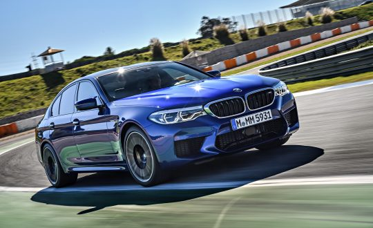 The new BMW M5 is here in Malaysia!