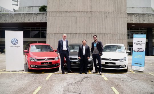 SOCAR now lets you drive a Volkswagen Polo for just RM13.90 per hour